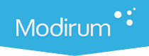 Modirum logo